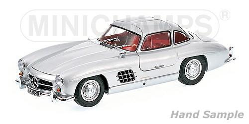 Escala 1:18 Modelismo y maquetas Minichamps 180039009 Mercedes Benz 300SL W198 1 1954