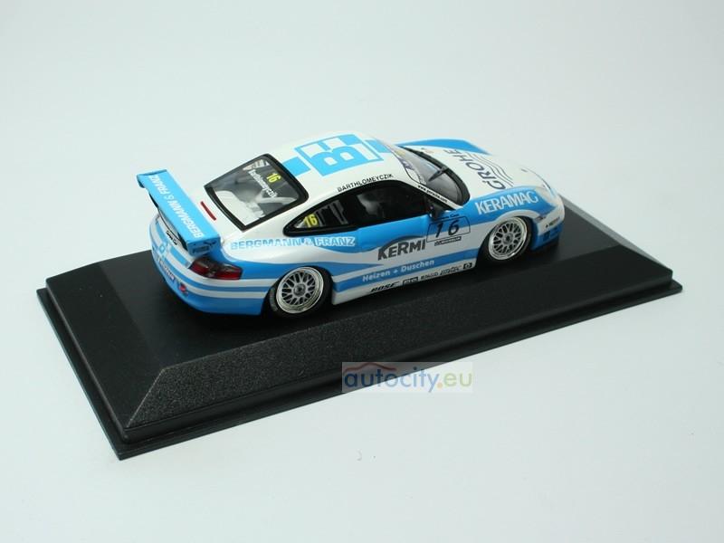 MINICHAMPS-PORSCHE-911-GT3-CARRERA-CUP-039-KERAMAG-039-MARCO-BARTHLOMEYCZIK-400056216